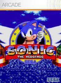 Portada oficial de Sonic the Hedgehog XBLA para Xbox 360