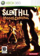 Portada oficial de Silent Hill: Homecoming para Xbox 360