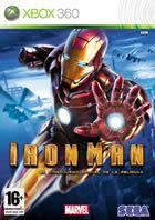 Portada oficial de Iron Man para Xbox 360