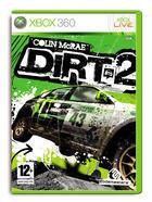 Portada oficial de Colin McRae: DIRT 2 para Xbox 360