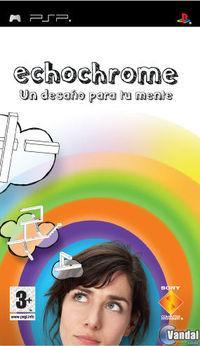 Portada oficial de Echochrome para PSP