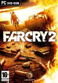 Portada oficial de Far Cry 2 para PC