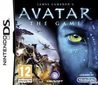 Portada oficial de Avatar para NDS