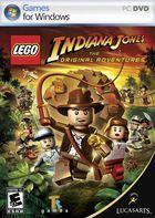 Portada oficial de LEGO Indiana Jones para PC