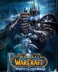 Portada oficial de World of Warcraft: Wrath of the Lich King para PC