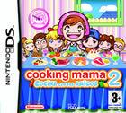 Portada oficial de Cooking Mama 2 para NDS