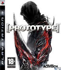 Portada oficial de Prototype para PS3