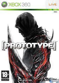 Portada oficial de Prototype para Xbox 360