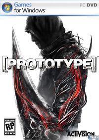 Portada oficial de Prototype para PC