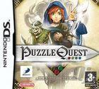 Portada oficial de Puzzle Quest para NDS