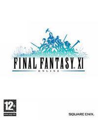 Portada oficial de Final Fantasy XI para PS2
