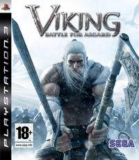 Portada oficial de Viking: Battle For Asgard para PS3