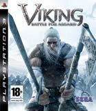 Portada oficial de Viking: Battle For Asgard para PS3