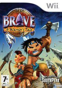 Portada oficial de Brave: A Warrior's Tale para Wii