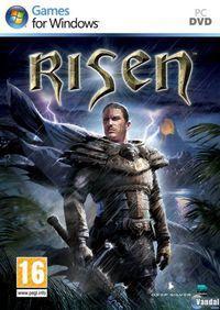Portada oficial de Risen para PC