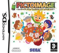 Portada oficial de PIcto Image DS para NDS