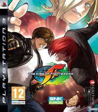 Portada oficial de King of Fighters XII para PS3
