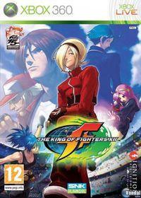 Portada oficial de King of Fighters XII para Xbox 360