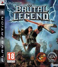 Portada oficial de Brütal Legend para PS3
