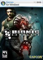 Portada oficial de Bionic Commando para PC