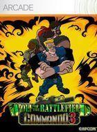 Portada oficial de Wolf of the Battlefield: Commando 3 XBLA para Xbox 360