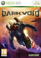 Portada oficial de Dark Void para Xbox 360
