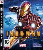 Portada oficial de Iron Man para PS3