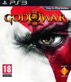 Portada oficial de God of War III para PS3