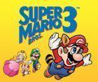 Portada oficial de Super Mario Bros. 3 CV para Wii