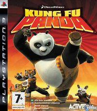 Portada oficial de Kung Fu Panda para PS3