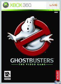 Portada oficial de Ghostbusters: The Videogame para Xbox 360