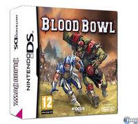Portada oficial de Blood Bowl para NDS
