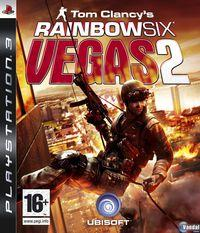 Portada oficial de Tom Clancy's Rainbow Six Vegas 2 para PS3