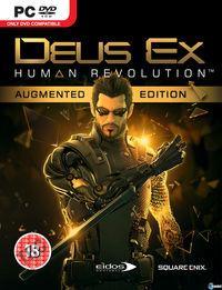 Portada oficial de Deus Ex: Human Revolution para PC