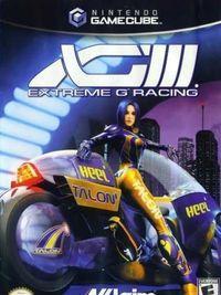 Portada oficial de Extreme G3 para GameCube