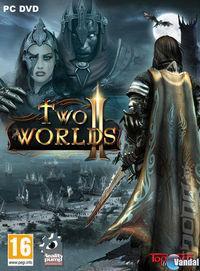 Portada oficial de Two Worlds II para PC