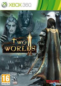 Portada oficial de Two Worlds II para Xbox 360