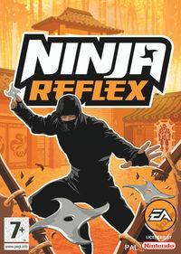 Portada oficial de Ninja Reflex para NDS