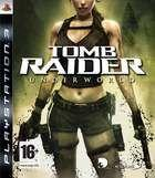 Portada oficial de Tomb Raider Underworld para PS3