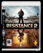 Portada oficial de Resistance 2 para PS3