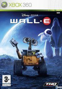 Portada oficial de Wall-E para Xbox 360