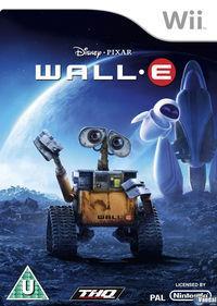 Portada oficial de Wall-E para Wii