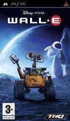 Portada oficial de Wall-E para PSP