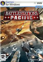 Portada oficial de Battlestations: Pacific para PC