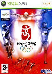 Portada oficial de Beijing 2008 - El Videojuego Oficial de los Juegos Olímpicos para Xbox 360