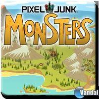 Portada oficial de PixelJunk Monsters PSN para PS3