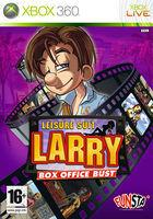 Portada oficial de Leisure Suit Larry Box Office Bust para Xbox 360