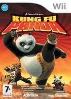 Portada oficial de Kung Fu Panda para Wii