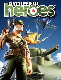 Portada oficial de Battlefield Heroes para PC