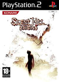 Portada oficial de Silent Hill Origins para PS2